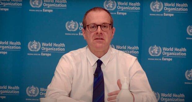 Hans Kluge - dyrektor WHO na Europę / YouTube:  WHO Regional Office for Europe