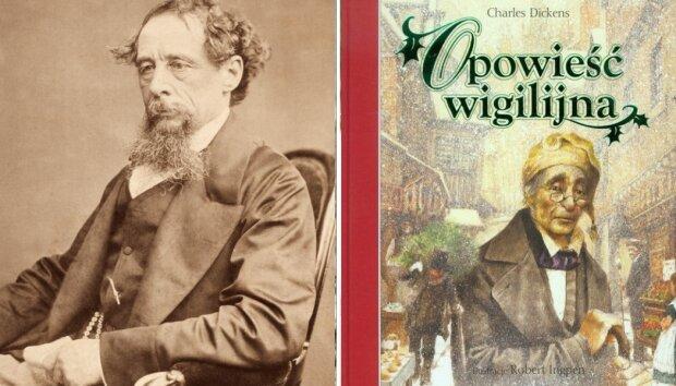 """Karol Dickens, twórca ,,Opowieści wigilijnej"""" wiódł ciekawe życie. Nie można jednak było mu zazdrościć"""