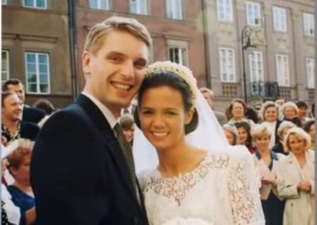 Tomasz Lis i Kinga Rusin/YouTube @Gossip TV