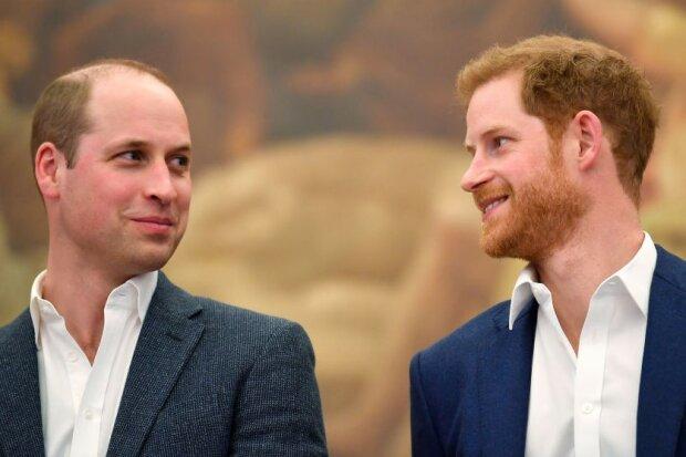 Poddani brytyjskiej monarchii kompletnie zaskoczeni. Synowie księcia Karola nareszcie doszli do porozumienia