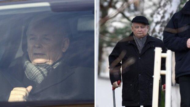 Nowe informacje o stanie zdrowia Jarosława Kaczyńskiego. Nie jest dobrze