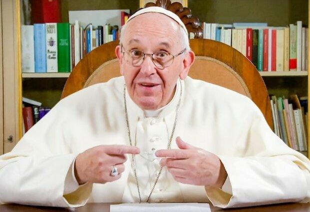 Niesamowite zjawisko na zdjęciu z papieżem Franciszkiem/screen Youtube
