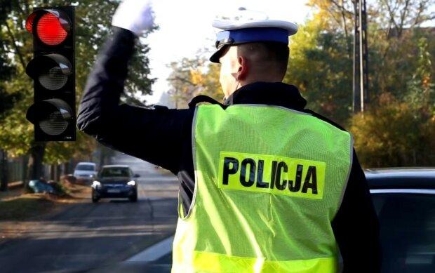 Policja/screen Youtube @Polska Policja