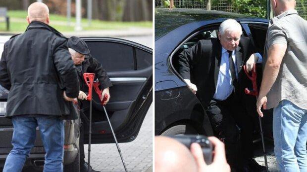 """Kuzyn Jarosława Kaczyńskiego o jego stanie zdrowia. ,,Pozostaje mi trzymać kciuki"""""""