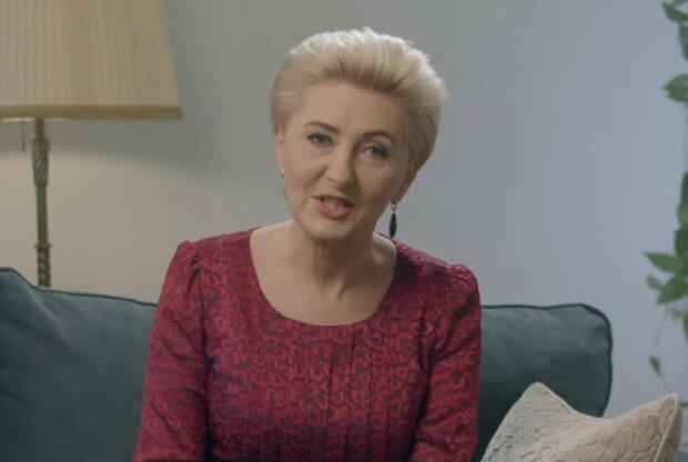 Agata Duda o koronawirusie. Apel Pierwszej Damy do polskich uczniów/screen Youtube