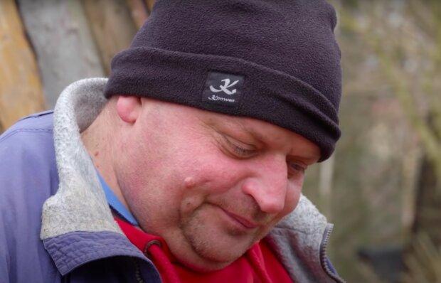 """Marek """"Krzykacz"""" Pawłowski / YouTube:  Discovery Channel Polska"""