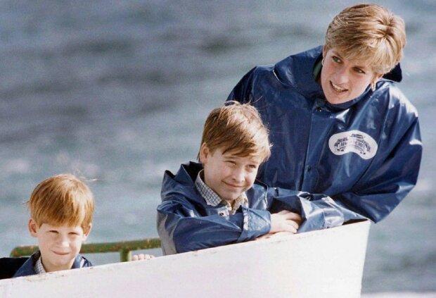 Wzruszająca wiadomość Lady Di synów. Księżna Diana miała przeczuwać to, co dziś wydarza się na brytyjskim dworze