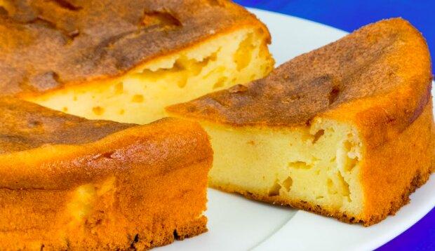 Banalny przepis na pyszne ciasto. Jego wykonanie zajmie Ci tylko 5 minut, a smak zachwyci wszystkich domowników
