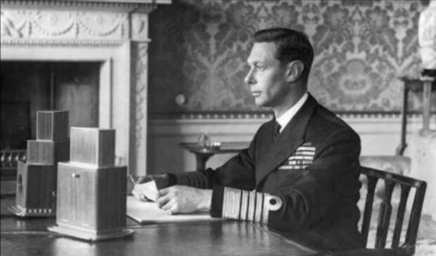 Król Jerzy VI/ screen YT