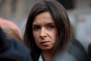Marta Kaczyńska nie przejmuje się kwarantanną