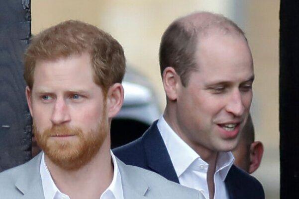 Harry i William chodzą innymi ścieżkami, nie dogadują się!