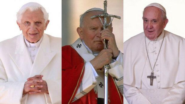 Prawdziwa tajemnica ujrzała światło dzienne. Ostatnich trzech papieży panujących w Watykanie miało jednąwspólnącechę