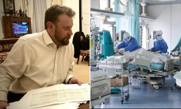 Będzie sieć szpitali tylko dla pacjentów z koronawirusem/screen Twitter