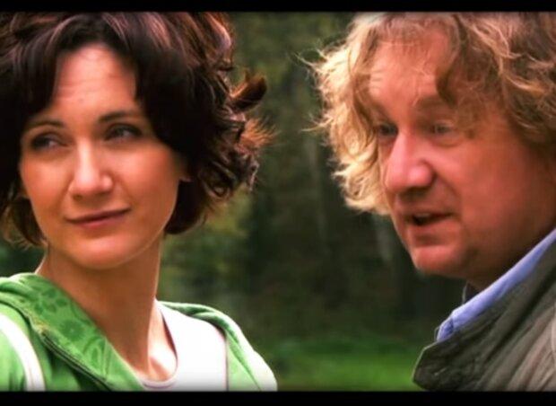 "Ilona Ostrowska & Paweł Królikowski w ""Ranczo"" / YouTube:  Excellent"