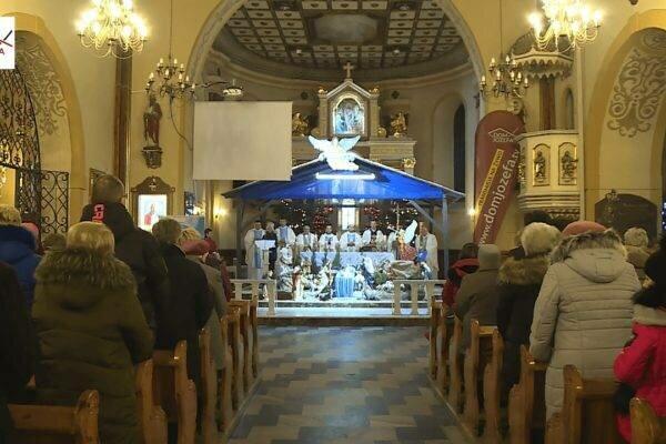 W te dni w święta Bożego Narodzenia, aby uniknąć grzechu należy iść do kościoła