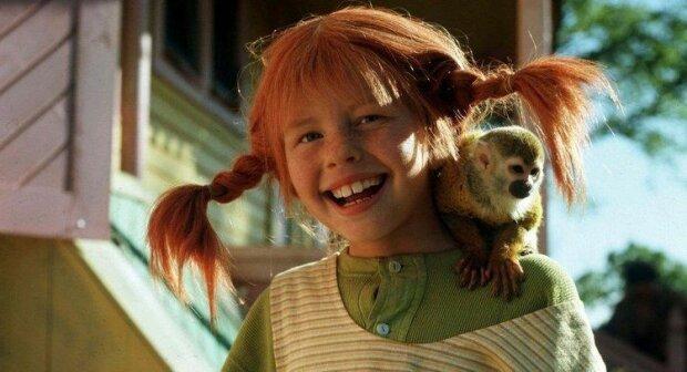 Kto pamięta jeszcze Pippi Langstrumpf? Aktorka, mimo upływu wielu lat, wciąż przypomina dziewczynkę z serialu