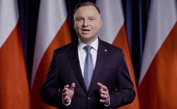 Andrzej Duda/Youtube @Kancelaria Prezydenta