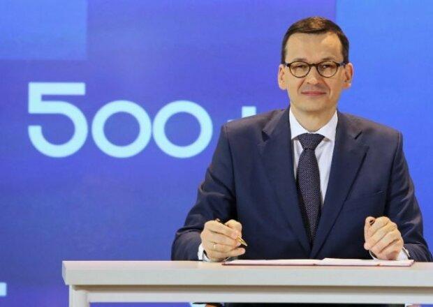 Premier Morawiecki o 500 plus w obliczu koronawirusa/YouTube