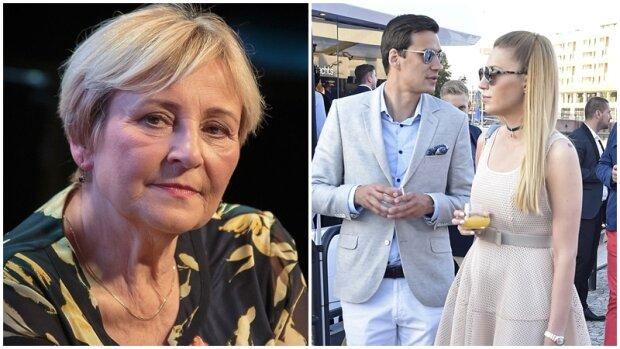 """Mama Anny Przybylskiej o relacji Martyny Gliwińskiej i Jarosława Bieniuka: ,,Mam nadzieję na kompromis"""""""