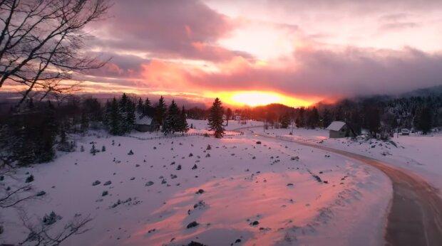 Czy to koniec zimy? / YouTube: Nature Relaxation Films